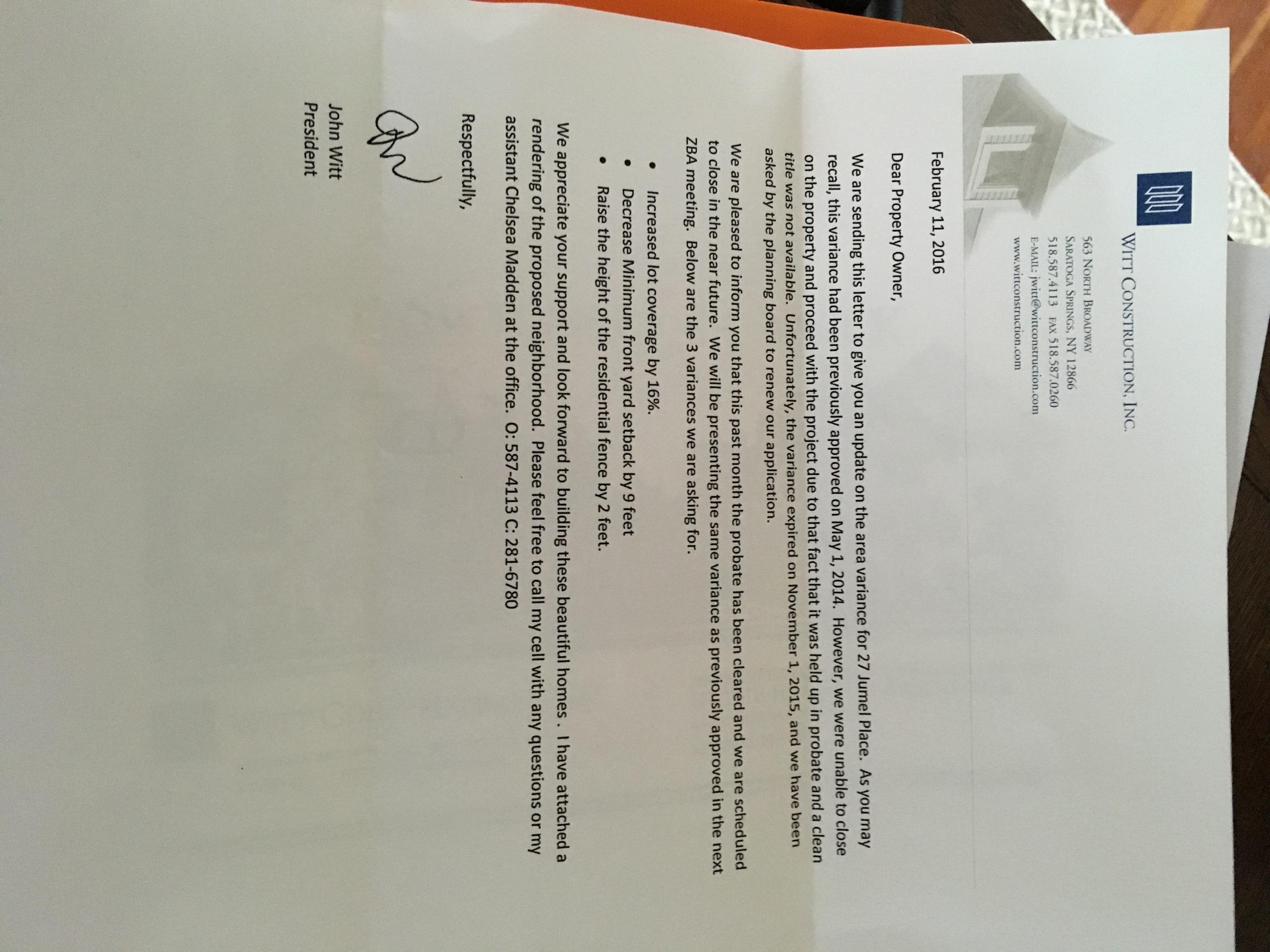 Witt deceptive letter to neighbors.jpg