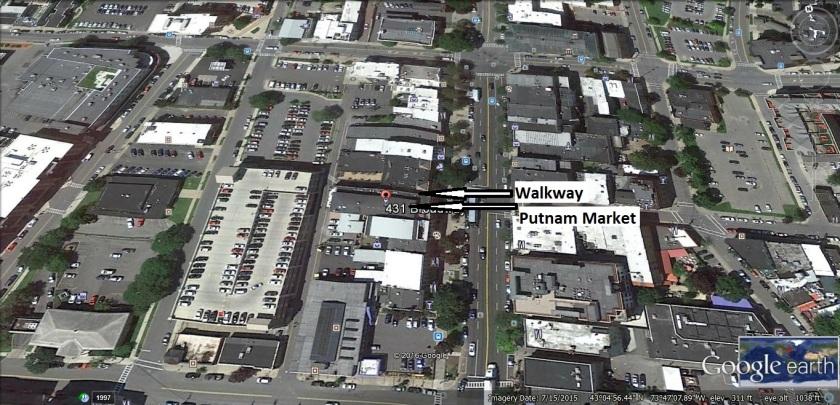 WalkwayAetrial